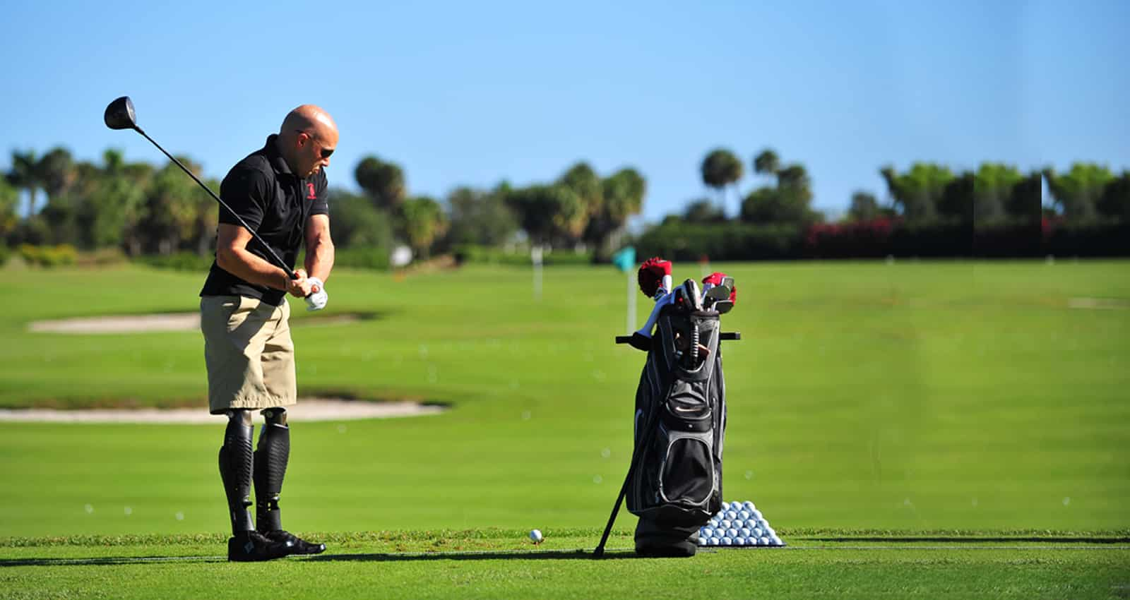 Operation Warrior Golf - Caddy for a Cure
